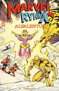 Cover of Ryhmä-X 7/1988