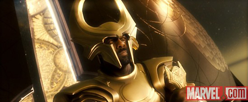 Heimdall (Idris Elba) from Thor (2011)