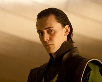 Loki (Tom Hiddleston) from (Thor 2011)