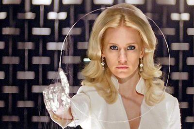 Emma Frost (January Jones) from X-Men: First Class (2011)