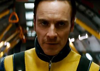 Magneto (Michael Fassbender) from X-Men: First Class (2011)