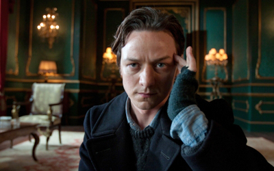 Xavier (James McAvoy) from X-Men: First Class (2011)