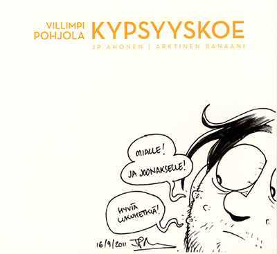 Villimpi Pohjola - Kypsyyskoe: Signature