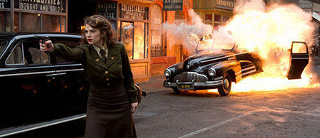 Captain America (2011): Peggy Carter (Hayley Atwell)