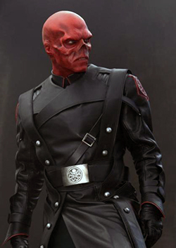 Captain America (2011): Red Skull (Hugo Weaving)