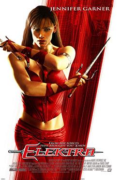 Elektra (2005) Poster