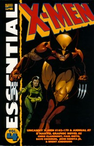 Essential X-Men vol. 4 Cover