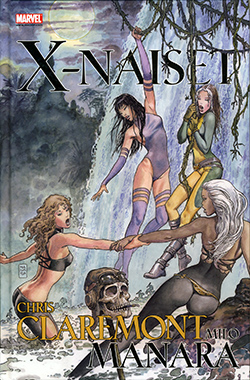 X-Naiset: Cover