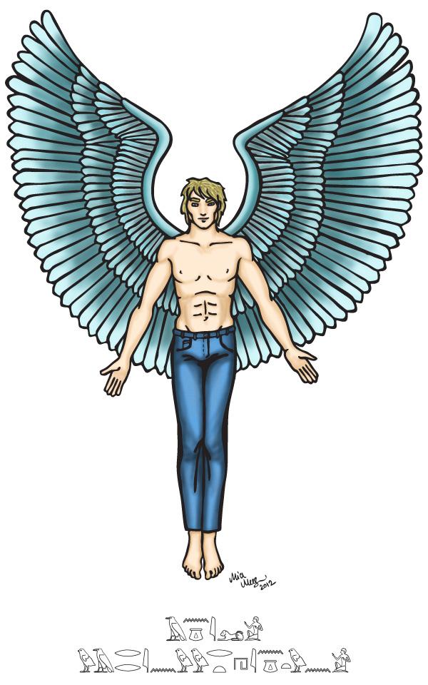 Angel Warren Worthington III